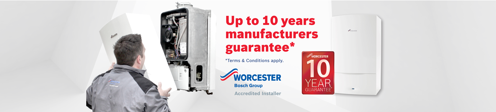 Worcester Boiler Guarantee Colchester