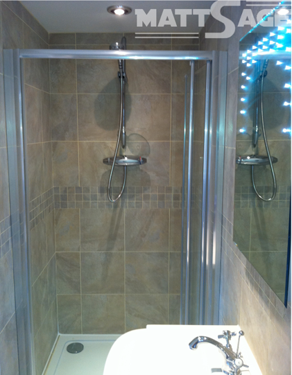 Shower Fitting Clacton on Sea